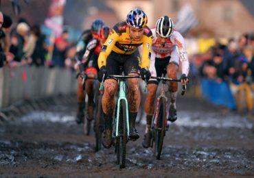 Van Aert nominato nella squadra belga per Ciclocross