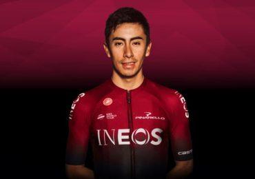 Il pilota del Team Ineos si è schiantato nei campionati colombiani