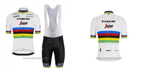 salopette ciclismo Trek Segafredo