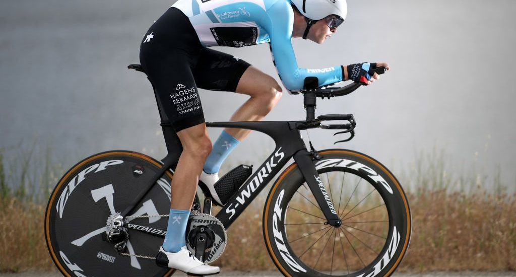 salopette ciclismo Hagens Berman Axeon