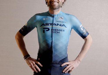 maglia ciclismo Astana