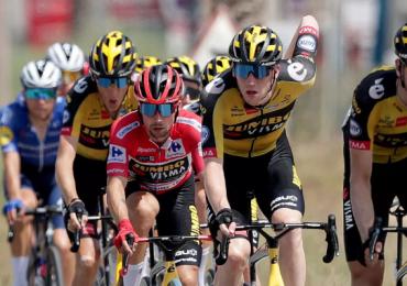 Vuelta a España: Primoz Roglic ed Egan Bernal affrontano gli ultimi test all'Alto de Velefique